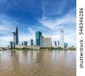 ho chi minh  vietnam   jan 03 ... | Shutterstock . vector #548346286