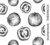 seamless pattern design or...   Shutterstock .eps vector #548348215