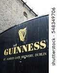 Factory Palace Of Guinness Bee...