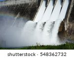 Dam Water Gate