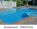 Residential Inground Swimming...