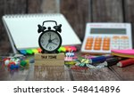 Small photo of TAX TIME