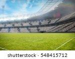 digitally generated image of... | Shutterstock . vector #548415712