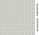 seamless geometric line pattern.... | Shutterstock .eps vector #548426926