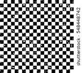seamless vector pattern. black  ... | Shutterstock .eps vector #548448742