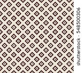 outline seamless pattern with... | Shutterstock .eps vector #548500306