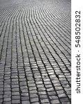 geometrical pattern made of... | Shutterstock . vector #548502832