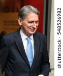 Small photo of LONDON - NOV 20, 2016: Philip Hammond Chancellor of the Exchequer attends the BBC Andrew Marr Show at the BBC Studios on Nov 20, 2016 in London