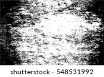 grunge black and white urban... | Shutterstock .eps vector #548531992
