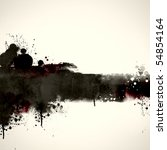 grunge banner for your text | Shutterstock . vector #54854164