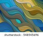 abstract vector color...