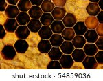 A Picture Of Beehive  Bees Tha...