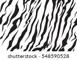 stripe animals jungle bengal... | Shutterstock .eps vector #548590528