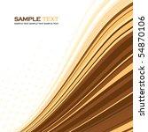 abstract vector background | Shutterstock .eps vector #54870106