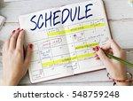 Schedule Activity Calendar...