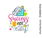 vector poster with phrase ...   Shutterstock .eps vector #548884306