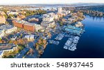 aerial view of university of... | Shutterstock . vector #548937445