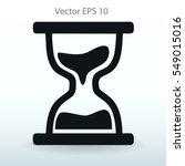 hourglass vector illustration | Shutterstock .eps vector #549015016