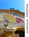 Small photo of The Church of All Nations, Basilica of the Agony in Jerusalem Israel