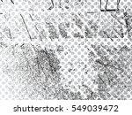 grunge transparent background . ... | Shutterstock .eps vector #549039472