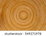 circular texture of a wooden... | Shutterstock . vector #549271978
