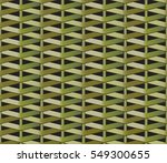Green Bamboo Weaving Seamless...