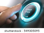 Car Start Stop System With...