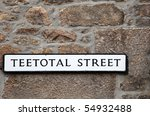 One Of The More Unusual Street...