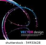 vector background | Shutterstock .eps vector #54933628