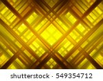 Abstract Orange Background Wit...