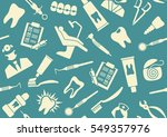seamless background about... | Shutterstock .eps vector #549357976