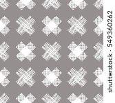 seamless raster geometrical... | Shutterstock . vector #549360262