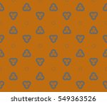 abstract seamless geometries... | Shutterstock .eps vector #549363526