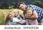 family generations parenting... | Shutterstock . vector #549429136