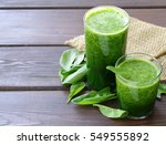 healthy eating   fresh drink... | Shutterstock . vector #549555892