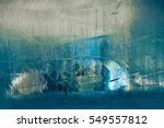 the texture of the ice. | Shutterstock . vector #549557812