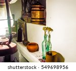 Authentic Rustic Interior ...