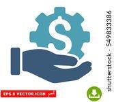 development service eps vector... | Shutterstock .eps vector #549833386