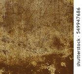 old grungy texture. golden... | Shutterstock . vector #549947686
