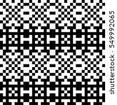 vector seamless pattern.... | Shutterstock .eps vector #549992065
