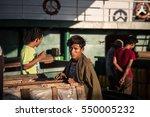 rakhine state  myanmar  ... | Shutterstock . vector #550005232