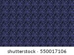 seamless pattern. vintage style ... | Shutterstock .eps vector #550017106