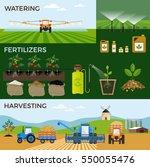 vector illustrations for... | Shutterstock .eps vector #550055476