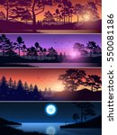 set vector illustration of... | Shutterstock .eps vector #550081186
