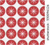pattern knitting. | Shutterstock .eps vector #550096126