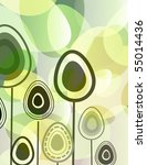 abstract pattern   wrapping... | Shutterstock .eps vector #55014436