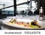 fine dining | Shutterstock . vector #550165078