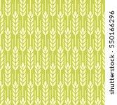 wheat pattern | Shutterstock . vector #550166296