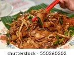 Fried Penang Char Kuey Teow...