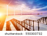 solar power | Shutterstock . vector #550303732